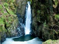 Dalegarth Falls in winter