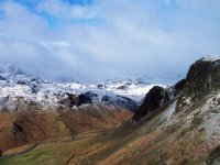 Upper Eskdale from Fort