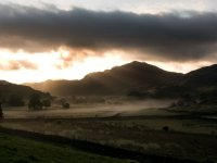 Harter Fell at Dawn